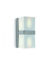 Kinkiet Cubetto 2 biały D28D0101 Fabbian