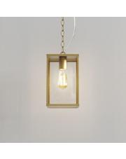 Lampa wisząca zewnętrzna Homefield Pendant 240 1095035 mosiądz Astro Lighting