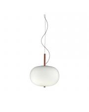 Lampa wisząca Ilargi 40 brązowa 00-6012-93-F9 Grok