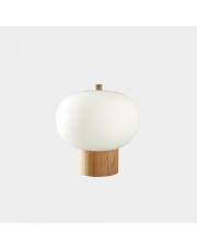 Lampa na stolik Ilargi 32 brązowa 10-6011-93-F9 Grok