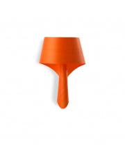 Kinkiet drewniany Air pomarańczowy LZF