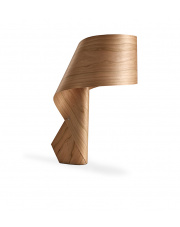 Lampa biurkowa drewniana Air wiśnia LZF