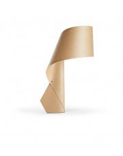 Lampa biurkowa drewniana Air buk LZF
