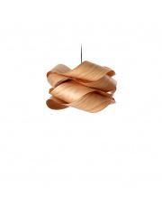 Lampa wisząca drewniana Link Small wiśnia LZF