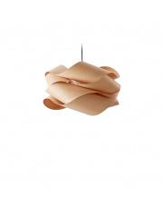 Lampa wisząca drewniana Link Small buk LZF