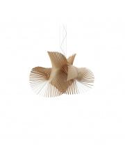 Lampa wisząca drewniana Minimikado buk LZF
