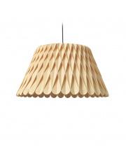 Lampa wisząca drewniana Lola Large buk LZF