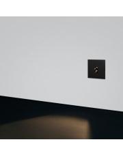 Wpust ścienny Lesel 001 XL biały/czarny/alu Elkim Lighting
