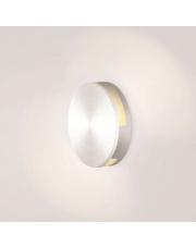 Wpust ścienny Lesel 004 biały/czarny/alu Elkim Lighting