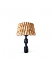 Lampa biurkowa drewniana Lola Lux Medium buk LZF