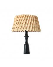 Lampa biurkowa drewniana Lola Lux Large buk LZF