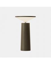 Lampa biurkowa Cocktail oliwkowo-szara 10-8327-EX-EX Grok