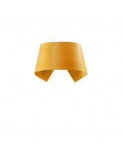 Kinkiet drewniany Hi-Collar żółty LZF