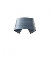 Kinkiet drewniany Hi-Collar niebieski LZF