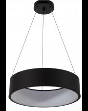 Lampa wisząca Malaga czarna LP-622/1P BK Light Prestige