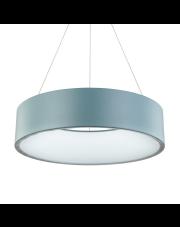 Lampa wisząca Malaga szara LP-622/1P GREY Light Prestige