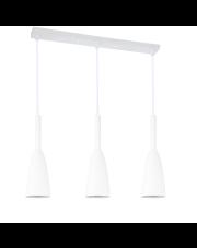 Lampa wisząca Solin 3 biała LP-181/3L WH Light Prestige