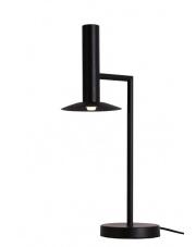 Lampa biurkowa Hat czarna LP-1661/1T BK LIght Prestige