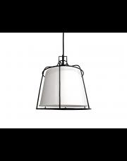 Lampa wisząca Dritto mała biała LP-123/1P S WH Light Prestige
