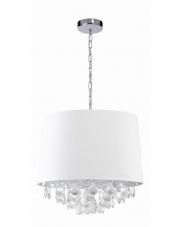 Lampa wisząca Vigo biała LP-0412/1P WH Light Prestige
