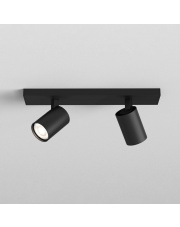Plafon Ascoli Twin czarny 1286081 Astro Lighting