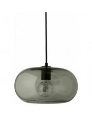 Lampa wisząca Kobe zielone szkło Frandsen