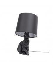 Lampa stołowa RABBIT - czarna King Home