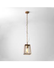 Lampa wisząca zewnętrzna Calvi Pendant 215 mosiądz 7985 Astro Lighting