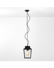 Lampa wisząca zewnętrzna Richmond Pendant czarna 8012 Astro Lighting