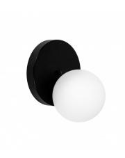Lampa Ścienna / Kinkiet REFA A Czarna Ummo