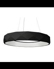 Lampa wisząca LED Reus czarna LP-8069/1P LED BK 24h