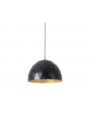Lampa wisząca Leonard L czarno-złota Customform