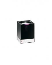 Lampa biurkowa Cubetto D28B0302 czarna Fabbian