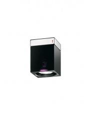 Plafon Cubetto D28E0102 czarny Fabbian
