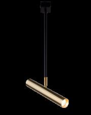Reflektor Akadi 0130 złoty/czarny Amplex