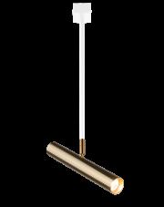 Reflektor Akadi 0140 złoty/biały Amplex