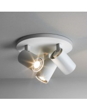 Plafon Ascoli Triple Round biały 6143 Astro Lighting