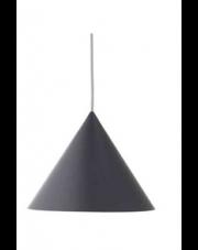 Lampa wisząca Benjamin szary mat Frandsen