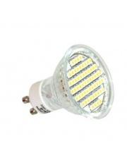 Żarówka LED GU10 4W 35mm ciepła biała