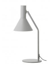 Lampa biurkowa Lyss jasnoszara Frandsen