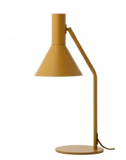 Lampa biurkowa Lyss żółta Frandsen