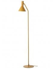 Lampa podłogowa Lyss żółta Frandsen