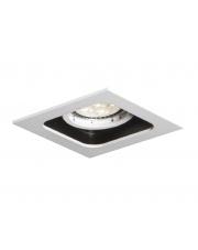 Wpust sufitowy Quad QR111 biało-czarny Mistic Lighting
