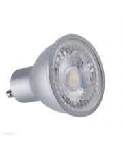 Żarówka LED GU10 7W ciepła biała
