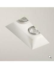 Wpust sufitowy gipsowy Blanco Twin 5654 Astro Lighting