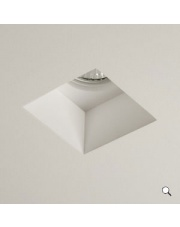 Wpust sufitowy gipsowy Blanco Square 5655 Astro Lighting