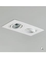 Wpust sufitowy Taro Twin biały 5648 Astro Lighting